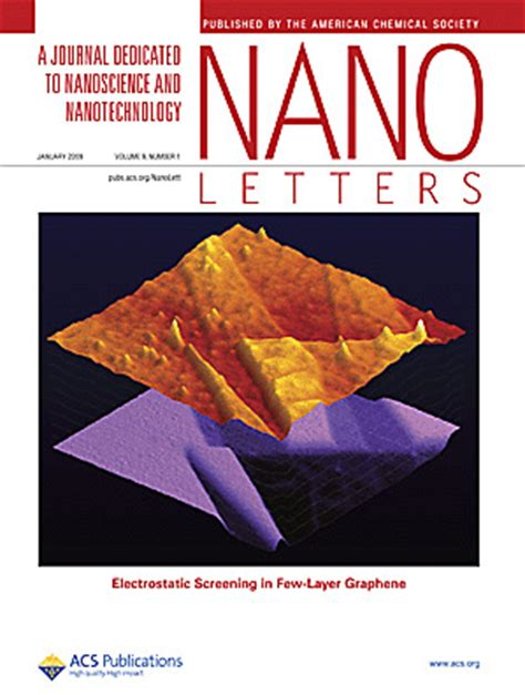 nano letters cover letter strachan
