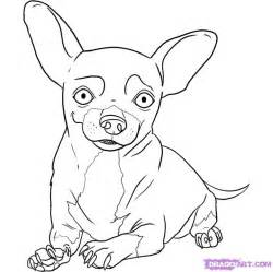 Free Coloring Pages Of Puppy Chihuahua Chihuahua Coloring Page