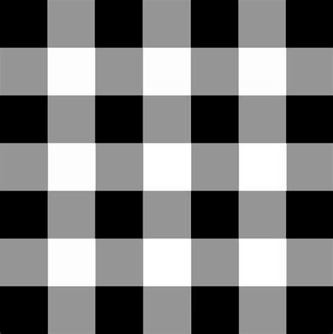 black and white check pattern how to paint a buffalo check pattern