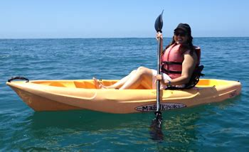 kayaking in malibu mindfulness kayaking in malibu with the coaching