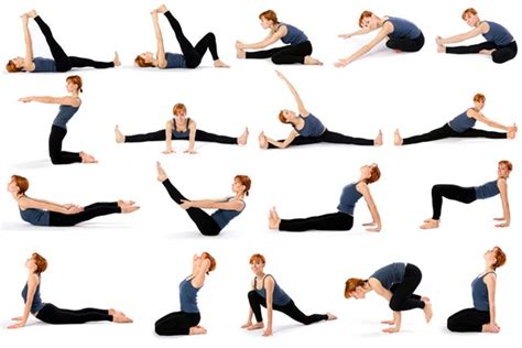 printable simple yoga poses yoga beginner course commencing august 2nd