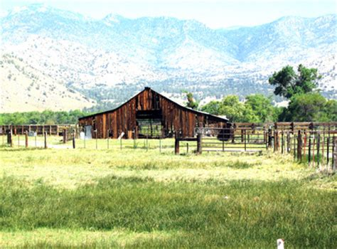 how can you write improvements on a ranch like fencing