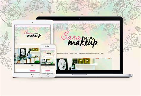 layout responsivo wordpress blog sara makeup responsivo fernanda oliveira design e