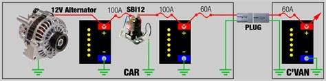 redarc dual battery wiring diagram dual battery wiring
