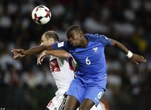 epl qualify for chions league belarus 0 0 france didier deschs men fail to impress
