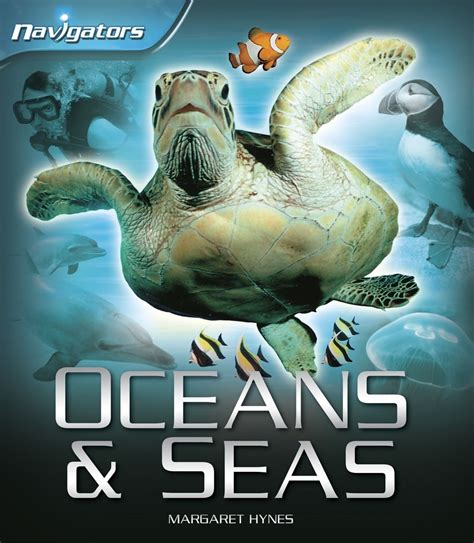 libro oceans and seas kingfisher navigators oceans and seas margaret hynes macmillan