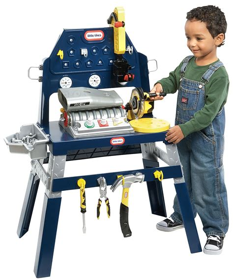 little tikes workshop tool bench 100 black and decker toddler tool bench power tool