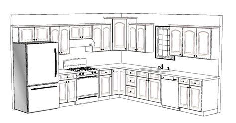 10 x 12 kitchen layout 4 12x12 kitchen design layouts