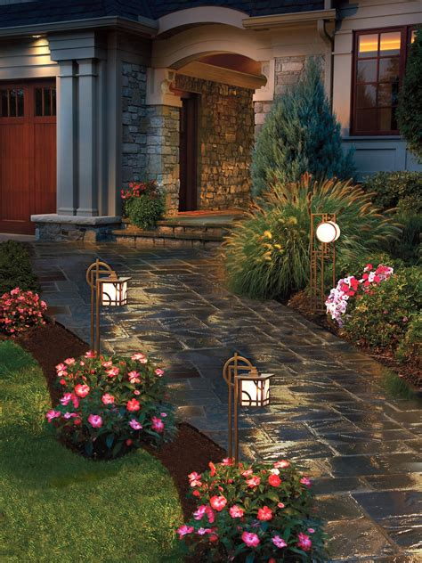 Landscaping Lights Ideas Landscape Lighting Diy