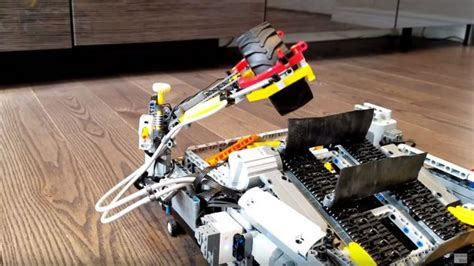 Lego Mba Internship by Lego Rumba Is Like Roomba For Sweeping Lego Pieces