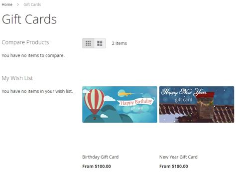 magento 2 gift card extensions firebear - Magento 2 Gift Card