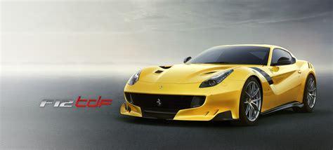Ferrari Bild by Ferrari F12tdf Track Level Performance On The Road