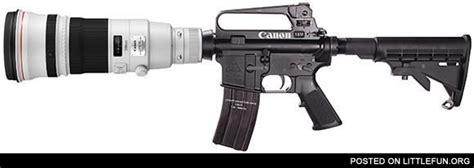camera gun wallpaper littlefun canon camera gun