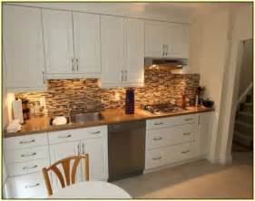 Kitchen Subway Backsplash Tile Backsplash Designs White Cabinets Home Design Ideas