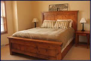 Size Bed Frame Wood Plans Wooden Frame Plans Mattress Size Home Design Diy