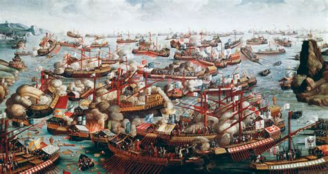 who defeated the ottoman empire before the invention of the cannon what was naval warfare