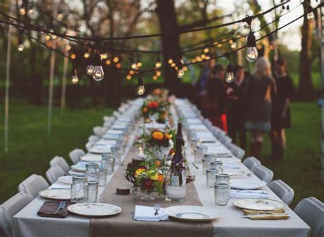 dinner party entertainment ideas ideas for outdoor entertaining kirtsy