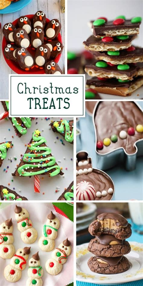 40 fun christmas treats easy christmas treats