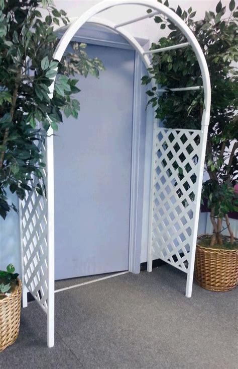 Wedding Lattice Arch by Wedding Arch With Lattice Sides Rentals Buffalo Ny Where