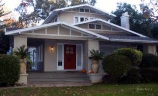 Bungalow House Plans With Front Porch by Bungalow Porch Bungalow Style Homes Arts And Crafts