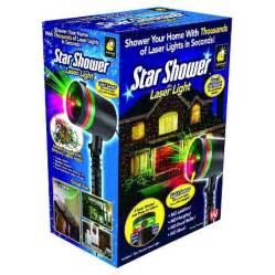as seen on tv star shower laser light projector red