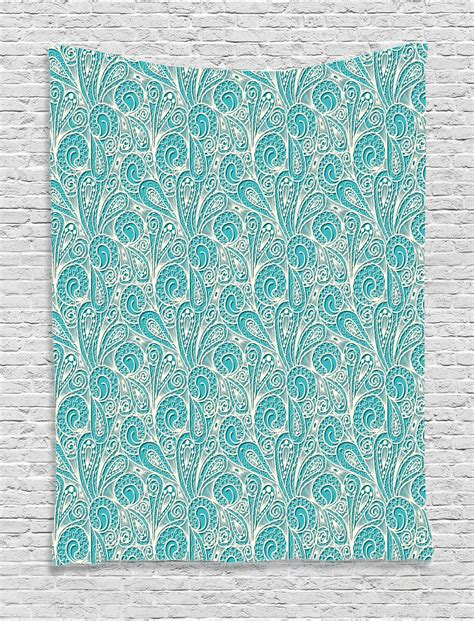 lace pattern wall art classic lace print and paisly pattern vintage style decor