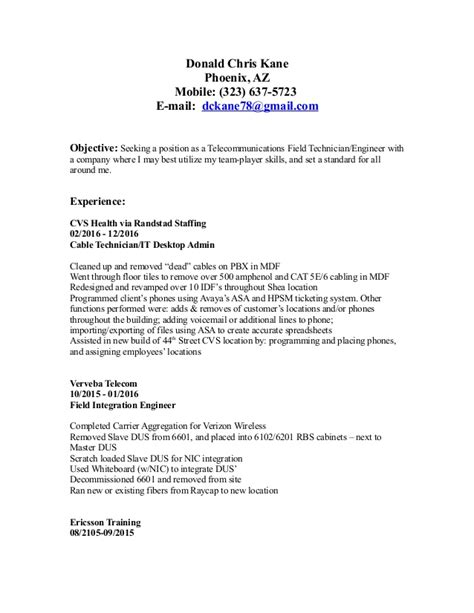 Donald Resume by Donald Resume New
