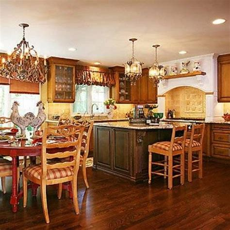 country kitchen curtains home decor interior