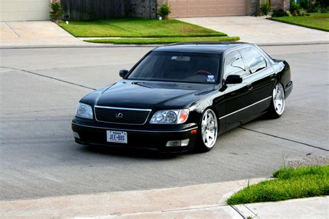 lexus ls400 modified lexus ls 400 custom wheels leon hardiritt waffes 19x9 0