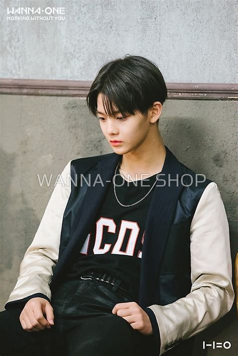 Photocard Wanna One Park Jihoon quot wanna one beautiful mv bts ft bae jinyoung quot posters by