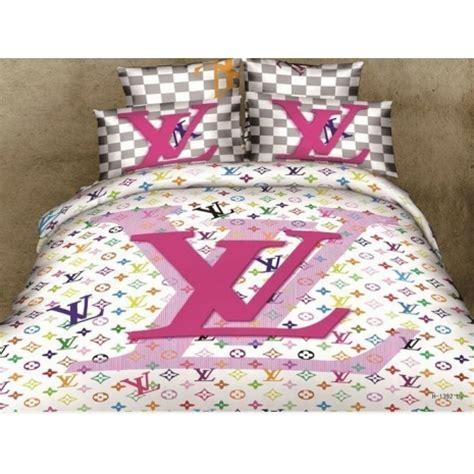louis vuitton comforter set louis vuitton bed set lv louis vuitton satin bedding set