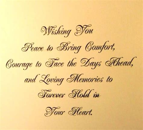 comforting words of sympathy to write in a card 25 best ideas about sympathy words on pinterest