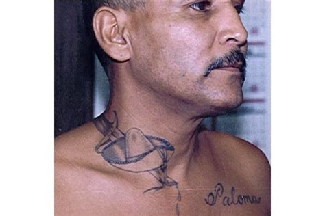 tattoo on neck gang photo 18 latino gang tattoos photo gallery police