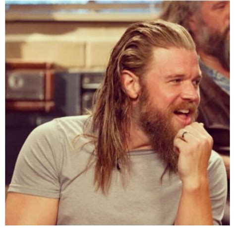 sons of anarchy hair ryan hurst as opie samcro pinterest marry me sons
