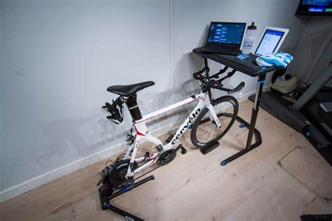 Diy Bike Desk The Wahoo Kickr Desk In Depth Review Dc Rainmaker