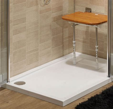 Low Access Shower Trays by Bathroom Mobility Mobility Aids Bathing Solutions