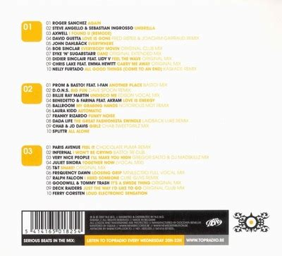 bob sinclar everybody movin original club mix various serious beats 55 trance n