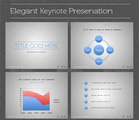 free design keynote templates 8 killer keynote presentation templates wakaboom