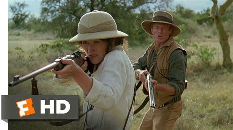 film jadul lion man out of africa 6 10 movie clip karen takes the shot
