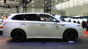 Mitsubishi Outlander Lowered Update The All New Mitsubishi Outlander Phev Launches In