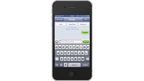 sms template iphone what is sms on iphone