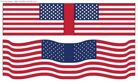 printable american flag a4 american flag printables timeless miracle com