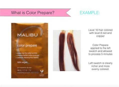 malibu hair treatment on dark colored hair malibu c color correction guide