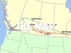 when comes the canadian west 2 canadian transcontinental railroad by j w