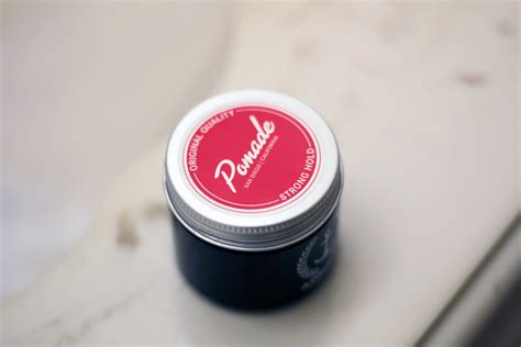 Pomade Admiral admiral pomade review the pomp