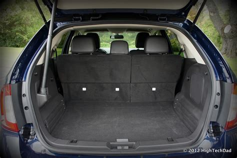 filehatchback cargo space  ford edge