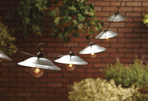 Outdoor Lights Canada Chic Outdoor Lights Cast A Glow Over Summer Gatherings