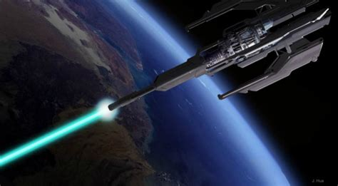 deeper   lasers particle beams   future