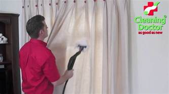 how to wash curtains at home cleaning doctor curtain cleaning by cleaning doctor