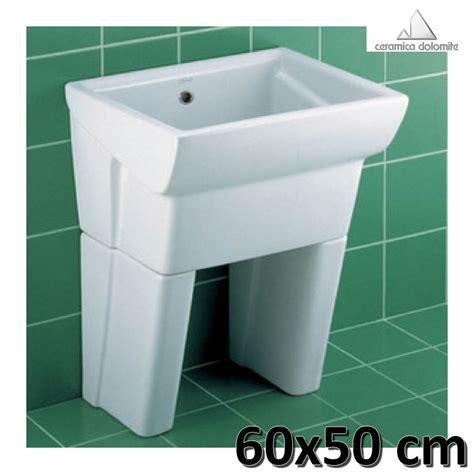 vasca lavatoio in ceramica 3s lavatoio 60x50 cm con piedini in ceramica messico 2